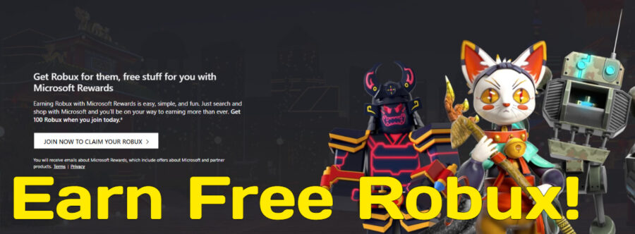 Microsoft Rewards Get Robux For Free In Roblox Pro Game Guides