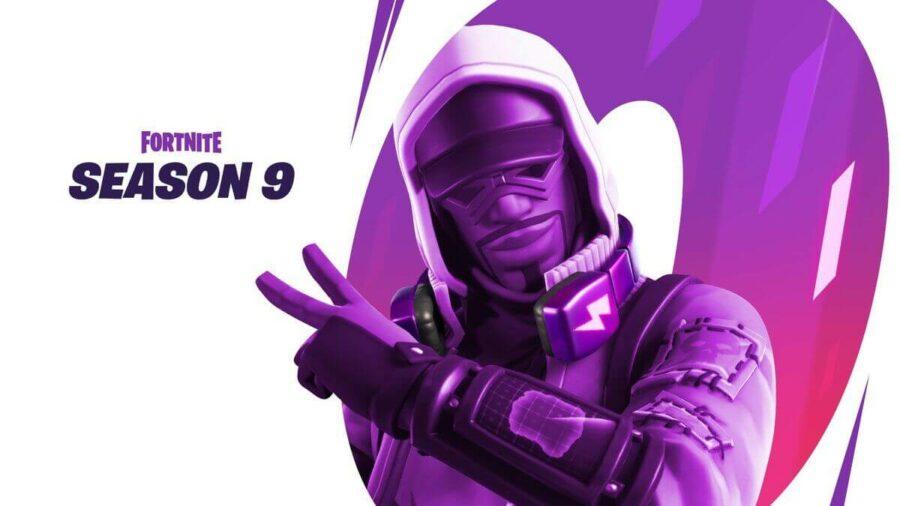 Promo Image for Fortnite Chapter 1 Season 9