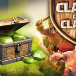 Clash of Clans gem promo image.