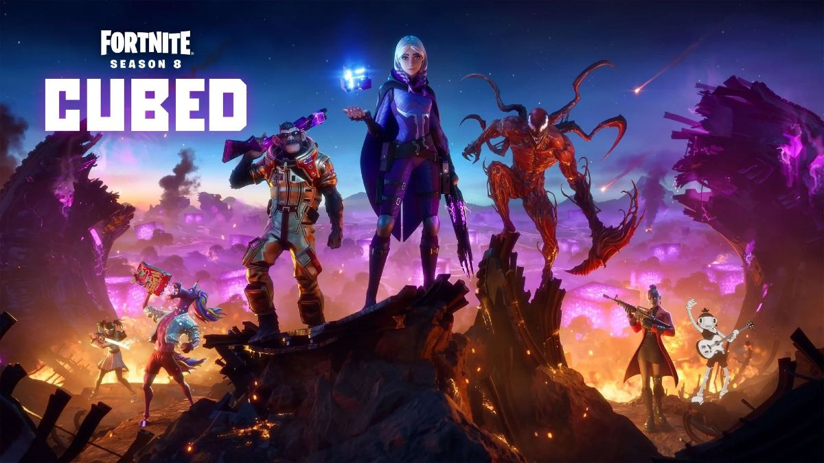 The promo for Chapter 2 Season 8 of Fortnite