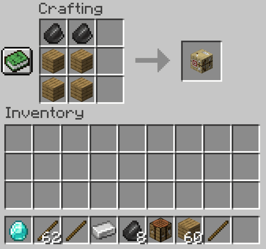 Minecraft How to make flint