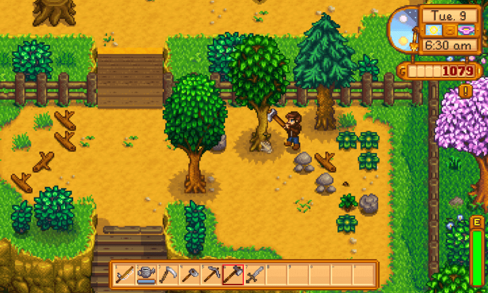 How to get pine tar in Stardew Valley - Pro Game Guides