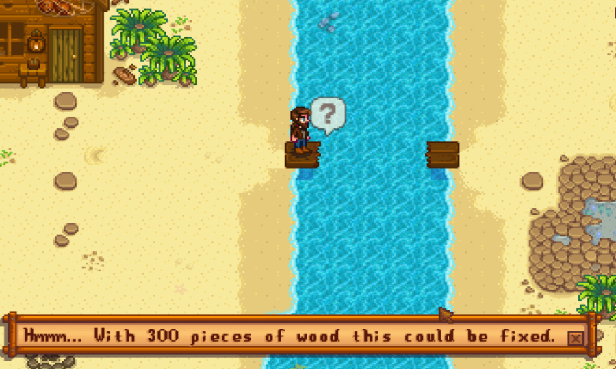 Where to get the Mermaid's Pendant in Stardew Valley