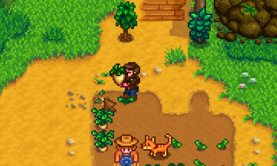 Best professions for farming in stardew valley