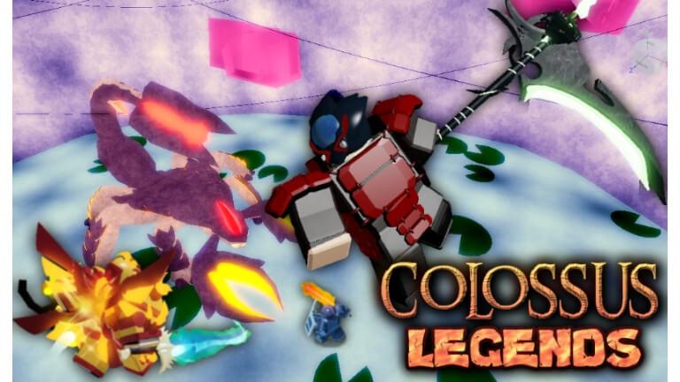 Roblox Colossus Legends