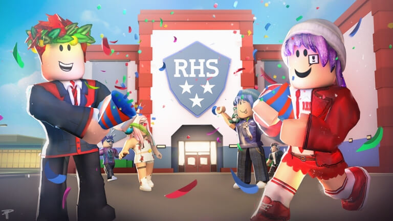 Roblox High School 2 Graduation Update