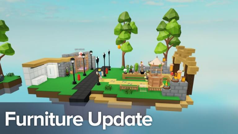 Roblox Islands Furniture Update