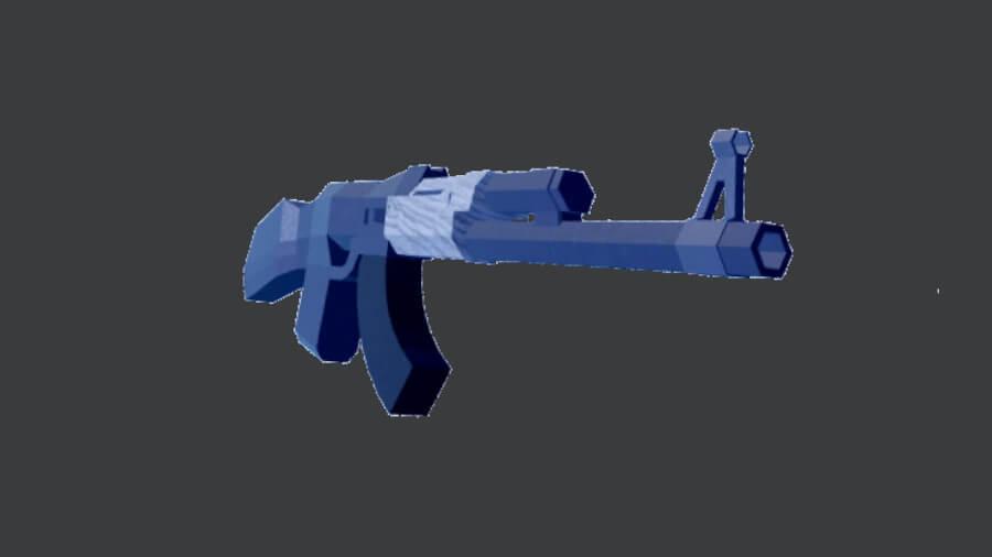 Roblox Jailbreak AK-47 Weapon