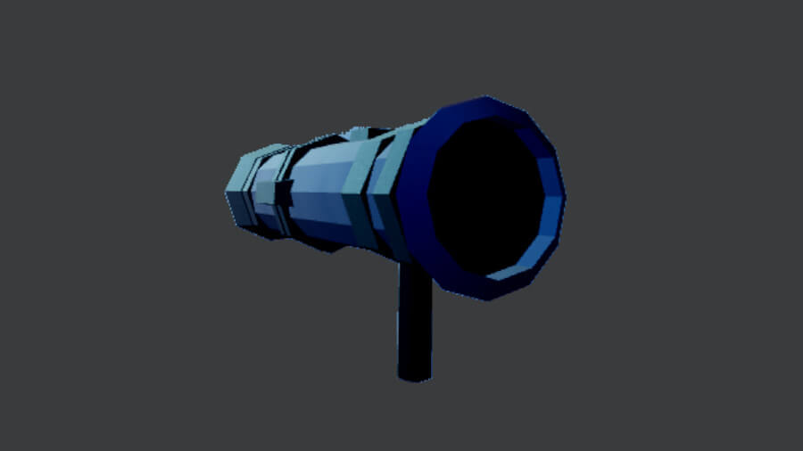 Roblox Jailbreak Rocket Launcher Weapon