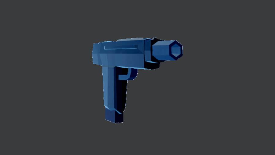 Roblox Jailbreak Uzi Weapon