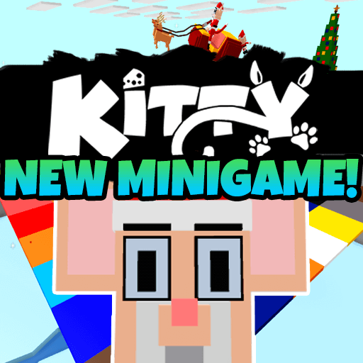 Roblox Kitty Color Minigame Logo