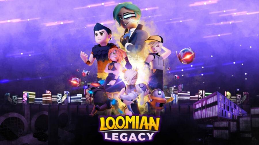 Roblox Loomian Legacy