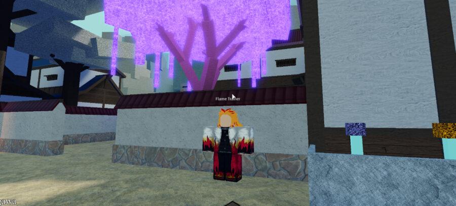 Roblox Wisteria Flame Trainer