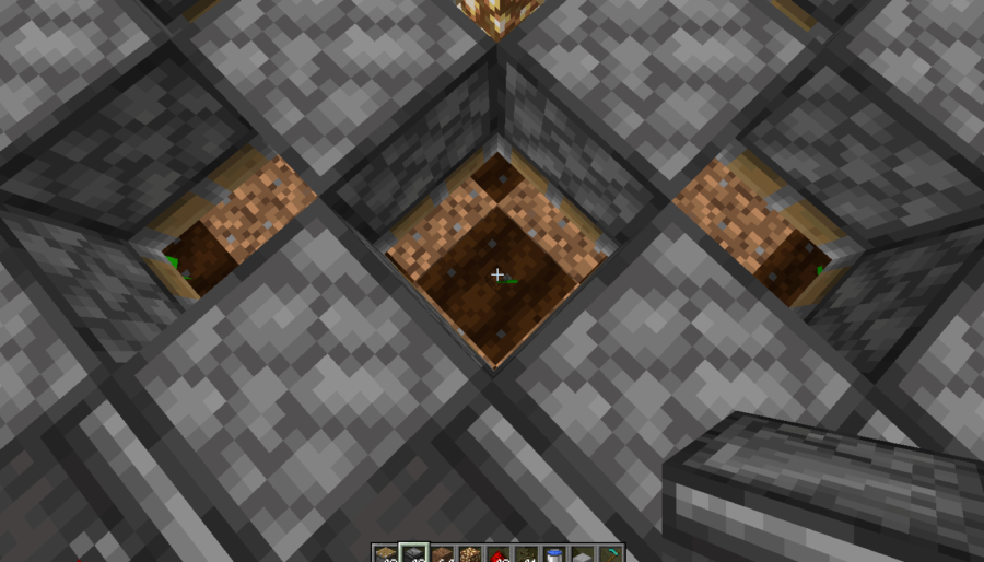 A screenshot of how to place the observers.