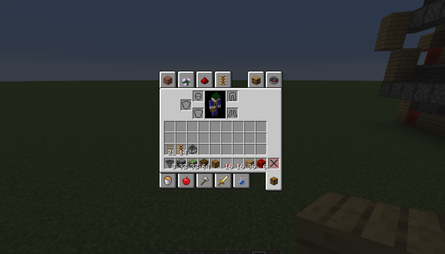 A screenshot of the resources needed for the mushroom farm.