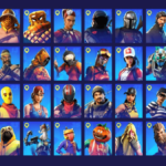 All the Fortnite NPCs.
