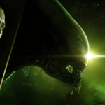 The promo image for Alien Isolation