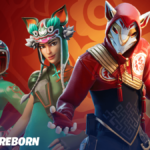 Ancients Reborn skins in Fortnite.