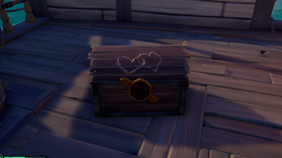 The Chest of Memories in Sea of Thieves.