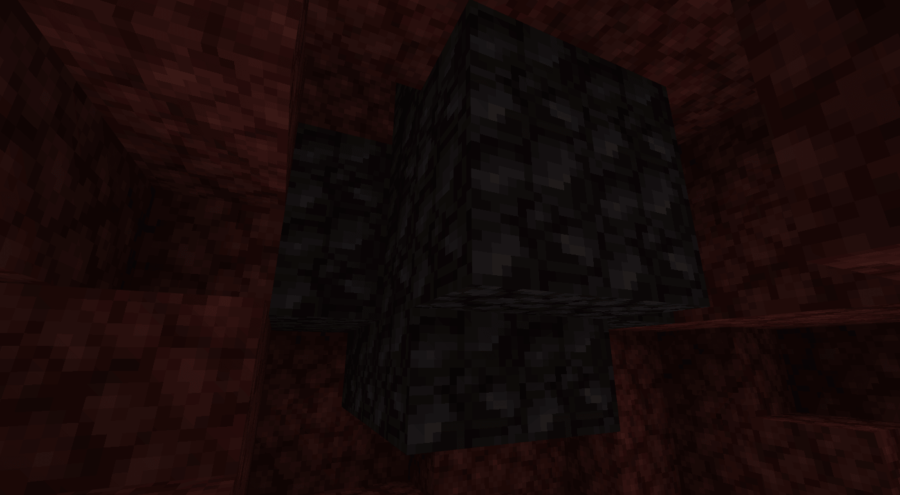 Some Blackstone generated underground.