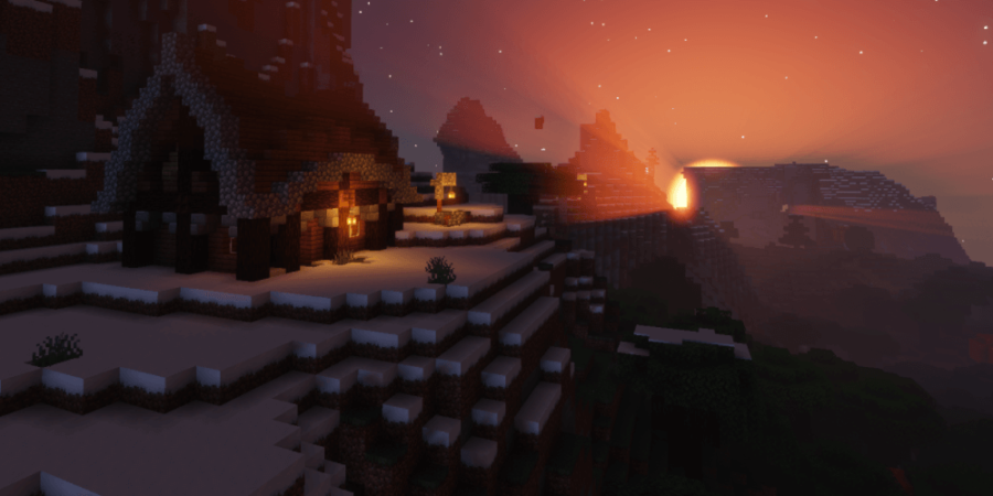A screenshot of a Survival Adventure Map.