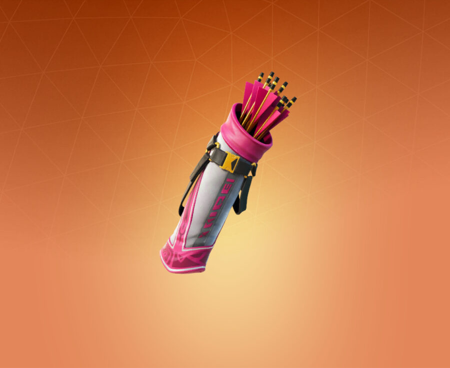 Foxbow Quiver Back Bling