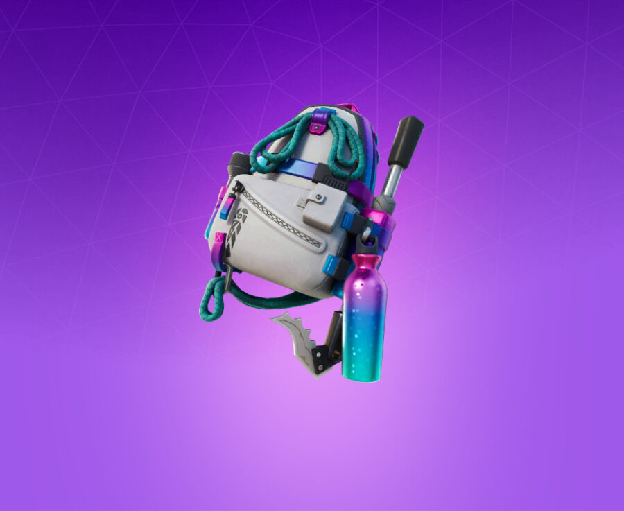 Up North Back Bling