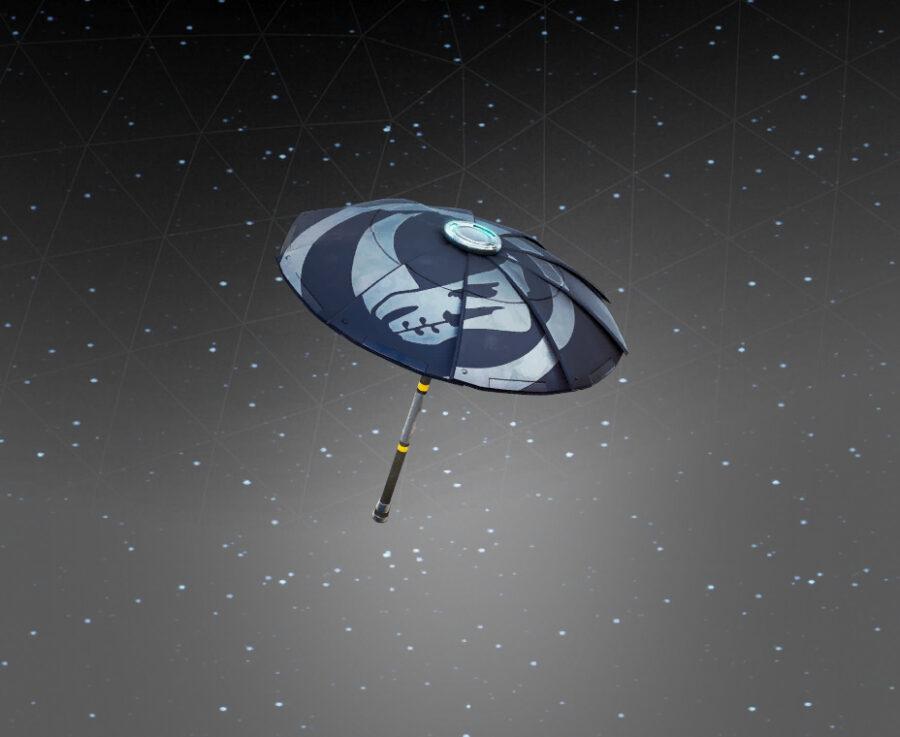 Beskar Umbrella Glider