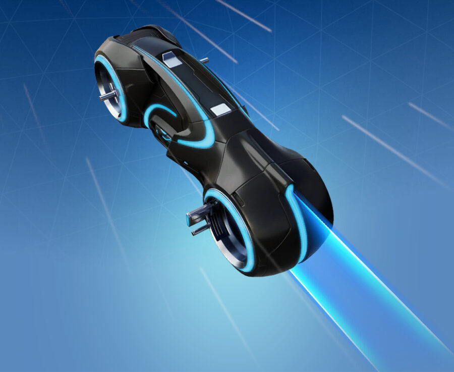 Light Cycle Glider