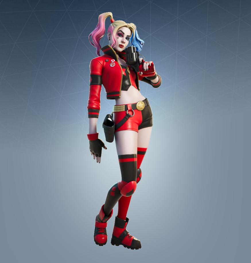 Rebirth Harley Quinn Skin