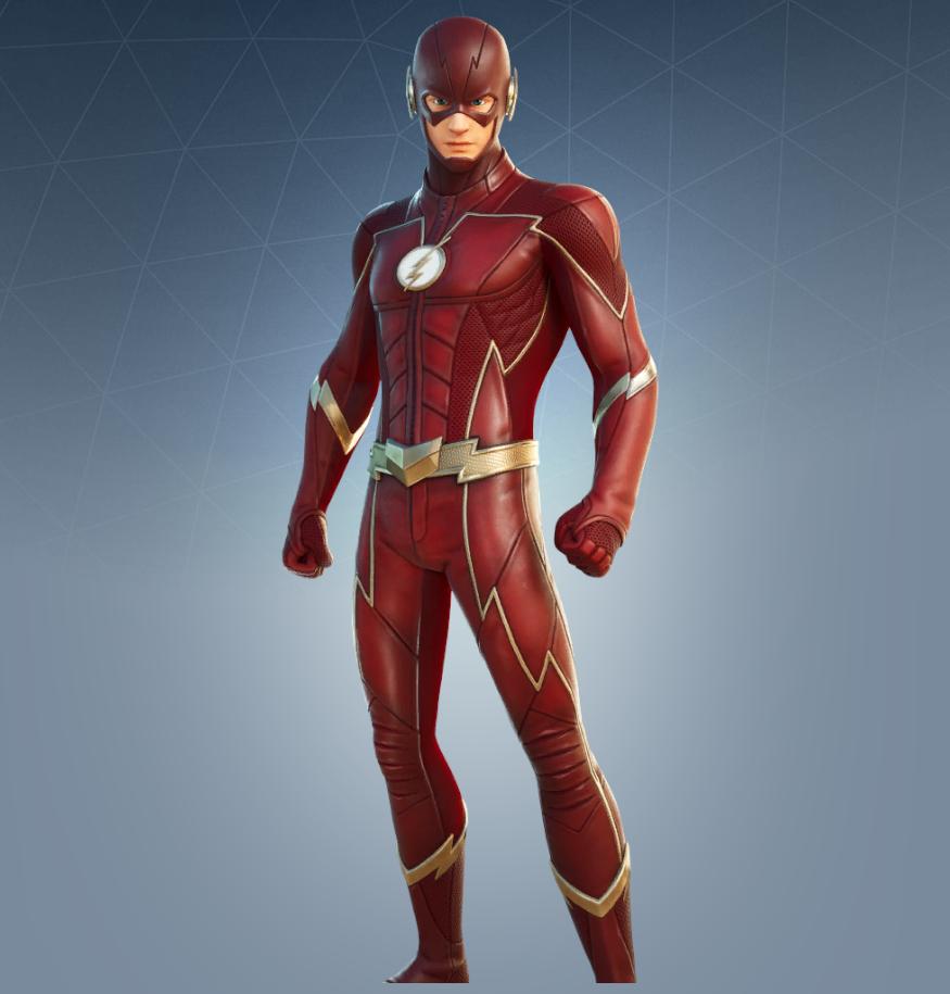 The Flash Skin