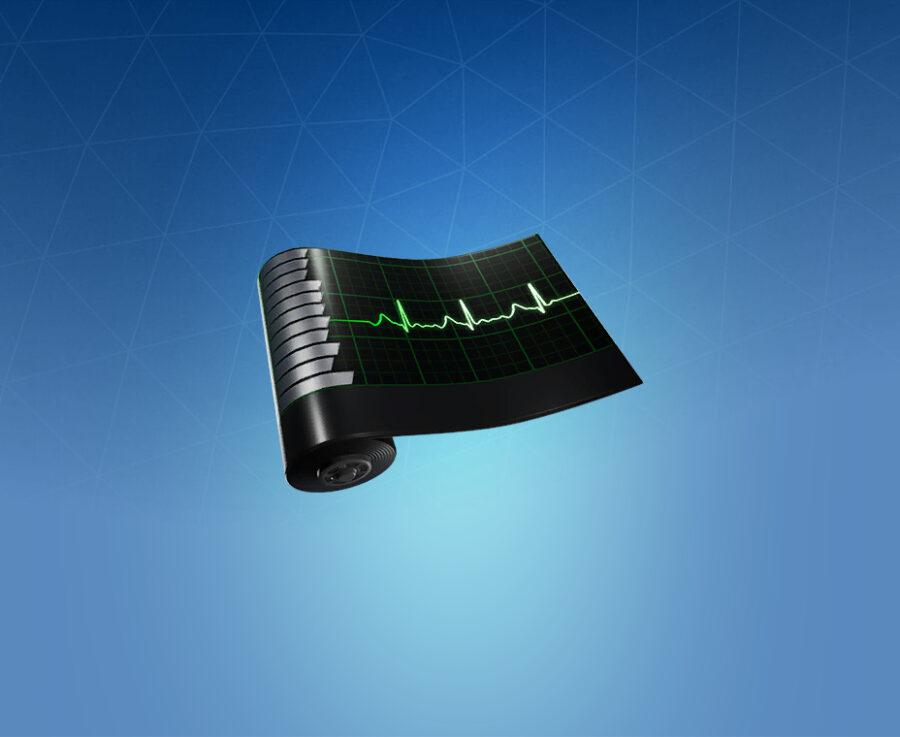 Heartbeat Wrap