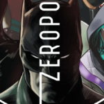 The title page for the Batman Fortnite Zero Point comic.