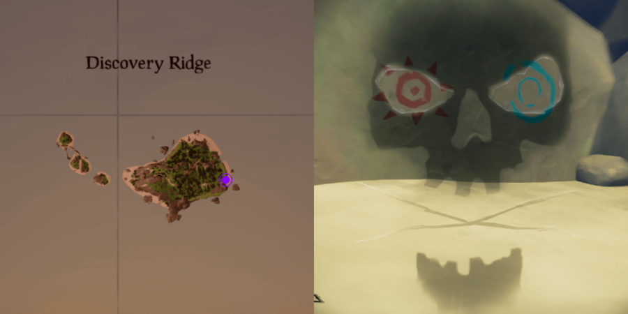 A Trapmaster Spot on Discovery Ridge.