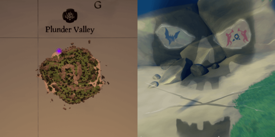 A Trapmaster Spot on Plunder Valley.