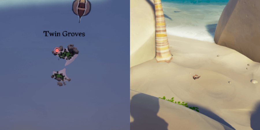 The Music box Location on Twin Groves.