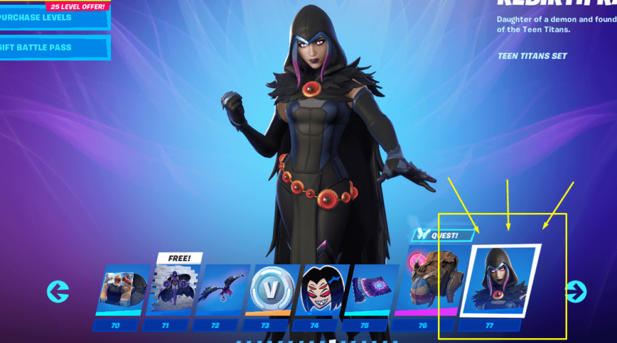 How to Get Raven in Fortnite.