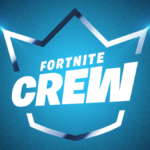 The Fortnite Crew Promo Image.