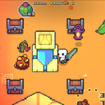 The Forager Battery Puzzle.