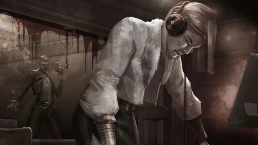 The artwork for the All-Kill Chapter in Dead by Daylight.