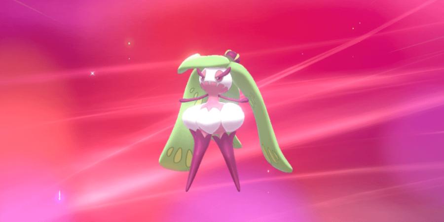 A Tsundeera in Pokemon Sword & Shield.