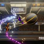 Rocket League Sideswipe still.