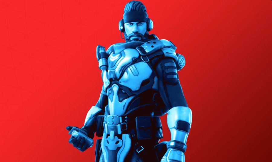Cyprus Nell outfit in Fortnite.