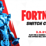 The Switch Cup 3 Tournament in Fortnite.
