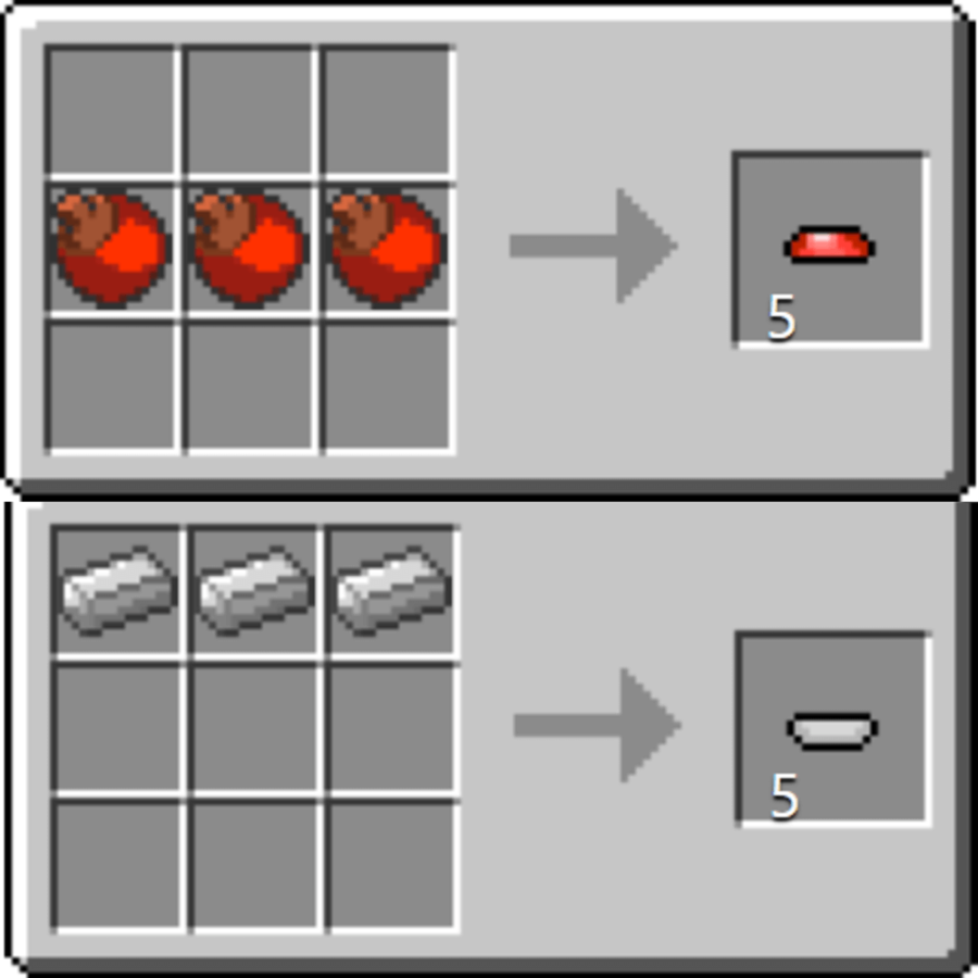 How to craft the Poke Ball Discs in Pixelmon