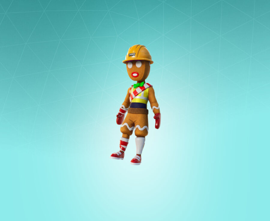 Baby Gingy Back Bling