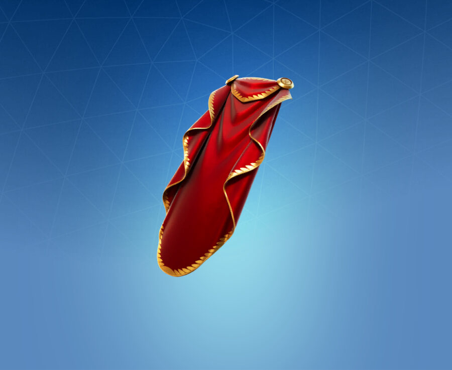 Cape of Potassius Back Bling