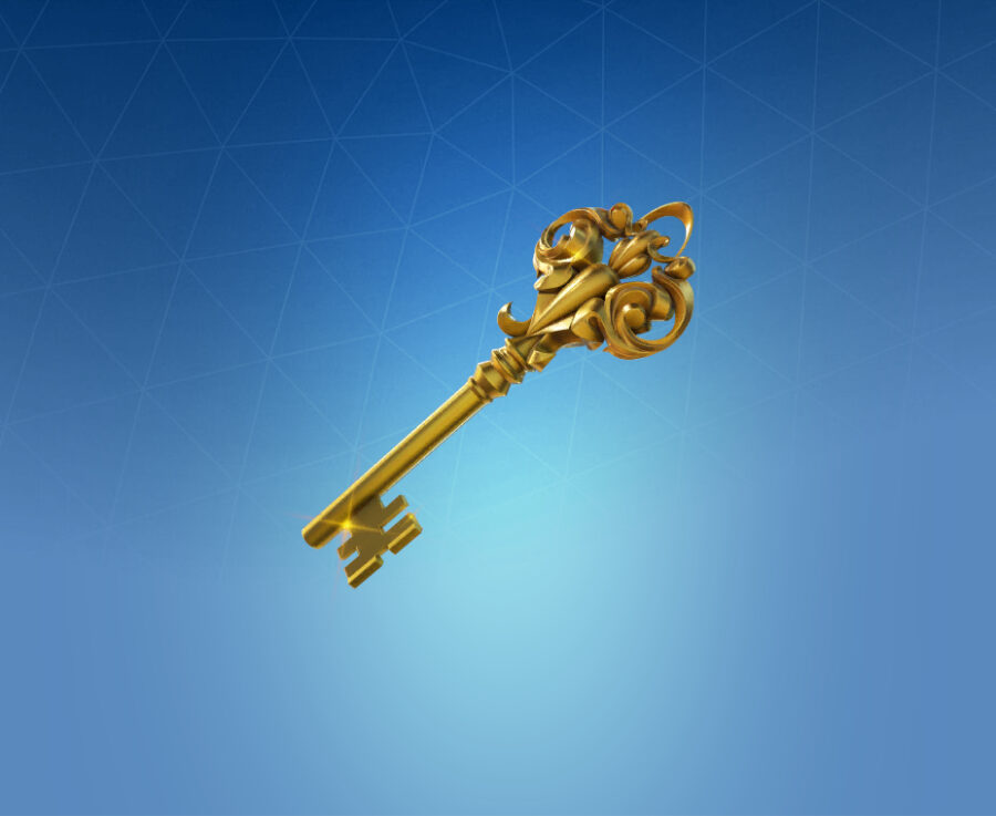 Skellebun Key Back Bling