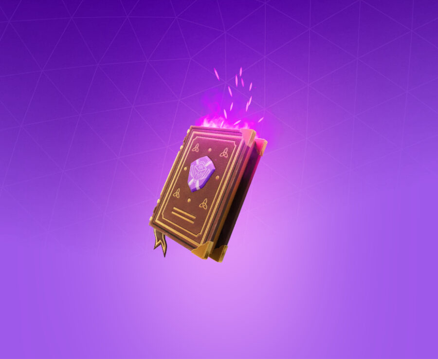 The Book of Spells Vol 3 Back Bling