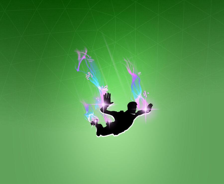 Chroma Flame Contrail